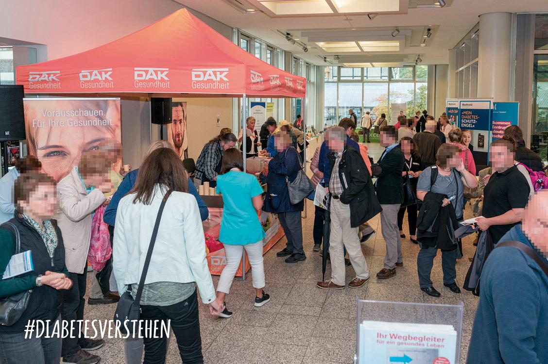 <strong>Ausstellung &amp; Gesundheitscheck-Angebote</strong>